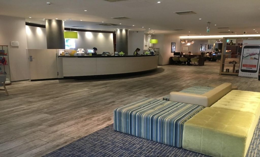 holiday inn coventry lobby