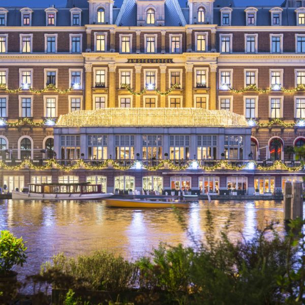 Alternative Luxury Hotels in Amsterdam