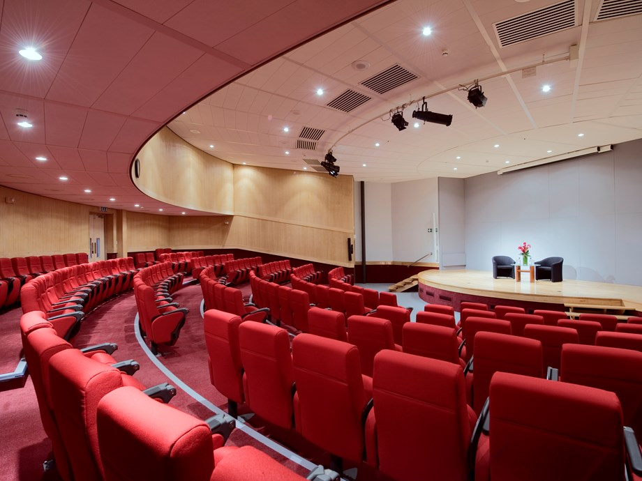austin court auditorium