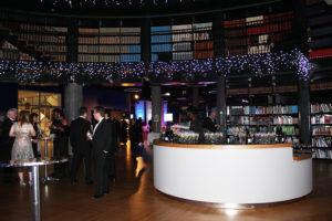 Birmingham Library Ground Floor
