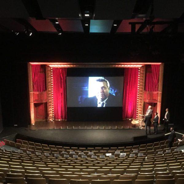 Rep Auditorium
