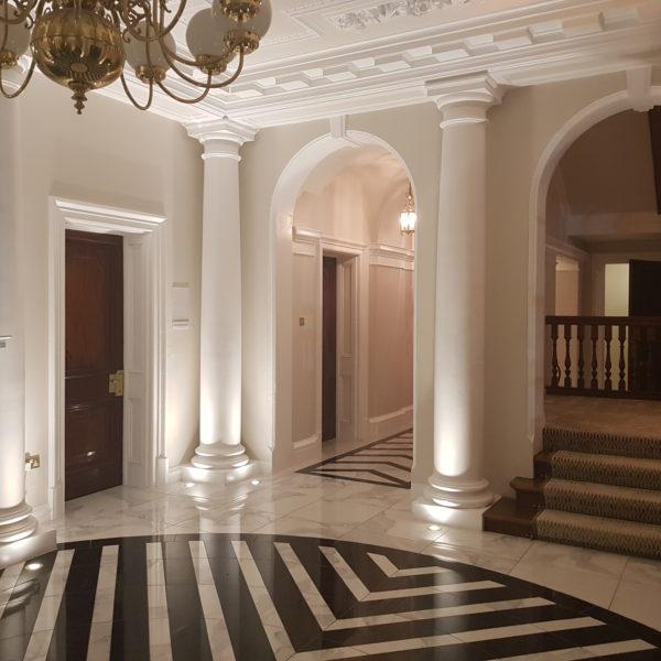 Hunton Park Hotel Lobby