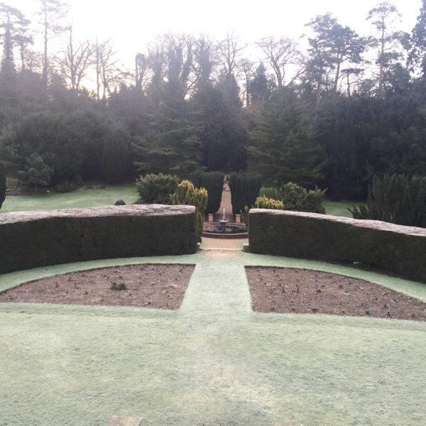 Hunton Park Garden