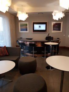 The Clayton Hotel - Lounge