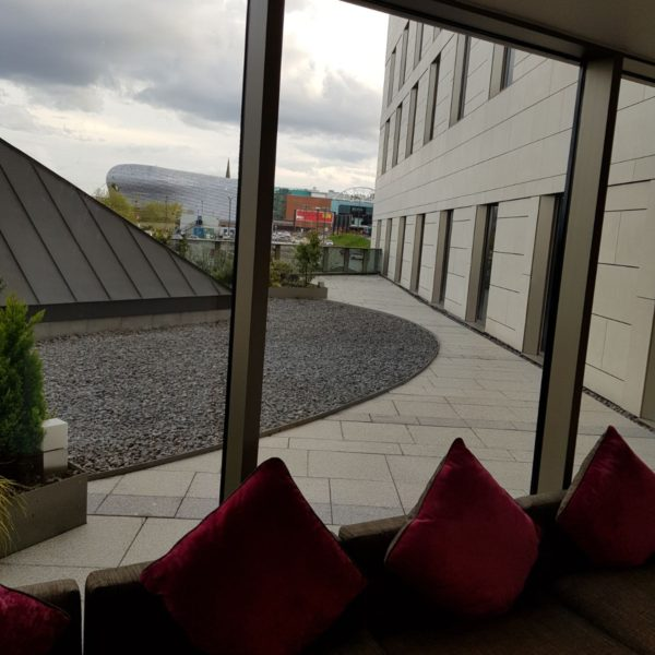 The Clayton Hotel - Lounge View