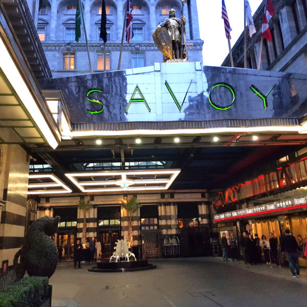 The Savoy – Where Elegance Meets New-World Sophistication