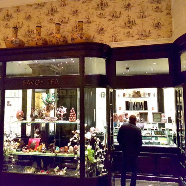 The Savoy - Inside