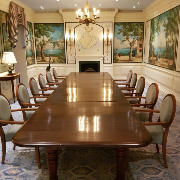 The Savoy - meeting room