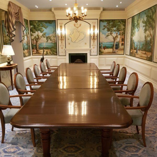 The Savoy - meeting room