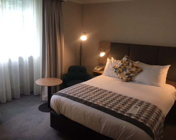 Holiday Inn Coventry - Bedroom
